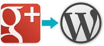 Google Plus and WordPress Authorship